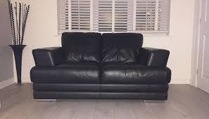 Italsofa Black Leather Sofa by Italsofa Leather Sofa Russcarnahan