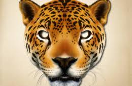 Wild Cheetah Animal Mask