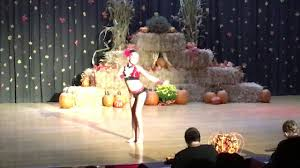 Pumpkin Festival Ohio by Barnesville Pumpkin Festival Mini Miss Youtube