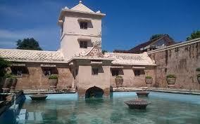 Wisata Air Taman Sari Keraton Yogyakarta