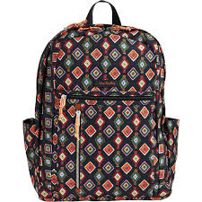 Vera Bradley Bedding Comforters by Vera Bradley Grand Backpack Mini Medallions Backpacks