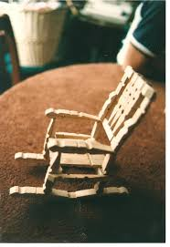 Wooden Peg Rocking Chair......kept Me Quiet Many A School Holiday ... Gemla Rocking Chair Decorative Collective Vintage Used Chairs For Sale Chairish Tasures That Sprang From Rustic Necessity The New York Times William Tell Antiques And Colctibles City Indiana Great Brewster How It Was Created Woodshop News Custom Rope And Block By Darin Caldwell Custmadecom 19th Century Staffordshire Figure Of 1860 England Amazoncom Unicoo With Pillow Padded Steel Sling Grand Patio Modern Glider Shop Taylor Olive Higgins Contemporary Light Beige Fabric Soto Joybird Wooden Peg Rocking Chairkept Me Quiet Many A School Holiday