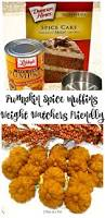 Cake Mix And Pumpkin Puree Muffins by Weight Watchers Pumpkin Spiced Muffins 2 Bees In A Pod