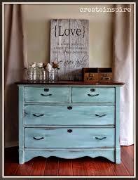Vintage Tiger Oak Dresser by Createinspire August 2012