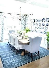 Dining Room Beach Decor House Coastal Cozy Style Chairs