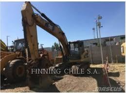 100 Caterpillar Chile Used 320D Crawler Excavators Year 2008 Price US