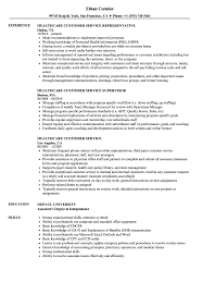 Healthcare Cover Letter Try These Powerful Customer Service Resume Samples 2016