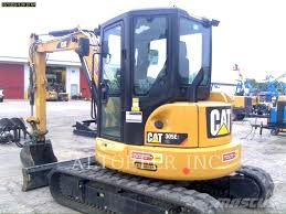Caterpillar 305E2CR For Sale Springfield, IL Price: $63,611, Year ...