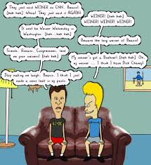 Beavis And Butthead Halloween Pictures by Beavis And Butthead Watching The News