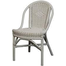 rattanstuhl klassik weiss korb küchenstuhl esszimmer stuhl korbstuhl natur rattan esszimmerstuhl