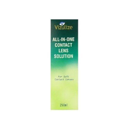 Vizulize - All in One Contact Lens Solution 250ml