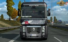 100 Magnum Trucks Renault Updated V1802 130x ETS2 Mods Euro Truck