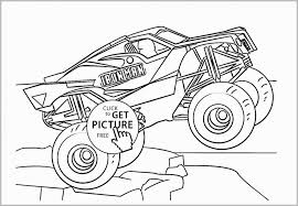 100 Monster Truck Coloring S Pages Best Collections Of 28 Printable