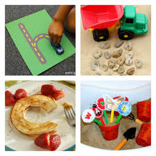 Teaching Alphabet To Toddlers
