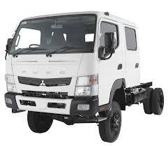 100 Mitsubishi Commercial Trucks Fuso Canter 4x4 4x4 Light Fuso NZ