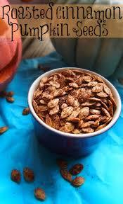 Roasting Pumpkin Seeds In The Oven Cinnamon by Simply Taralynn U2014 Roasted Cinnamon Pumpkin Seeds A Healthy