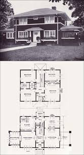 American Foursquare Floor Plans Modern by 69 Best American Four Square Images On Pinterest Foursquare