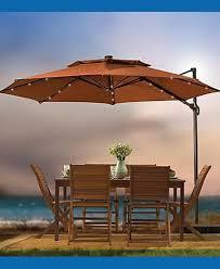 Solar Lights for Outdoor Umbrella