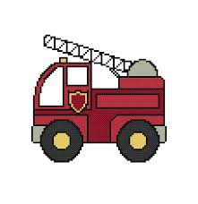 Fire Truck Cross Stitch Pattern Digital File Instant Inch Of Creativity The Day After 10 Best Firefighter Theme Preschool Acvities Mommy Is My Teacher Fire Truck Cross Stitch Pattern Digital File Instant Wagon Crafts Pinterest Trucks And Craft Bedroom Bunk Bed For Inspiring Unique Design Ideas Black And White Clipart Box Play Learn Every Sweet Lovely Crafts Footprint Fire Free Download Best In Love With Paper Shaped Card Truck