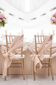 Cheap Wedding Decorations Online by Champagne Chair Sashes Diy Wedding Chair Decorations 200 50cm