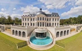 Chateau Louis XIV a 50 000 sq ft palace that sold for £200m