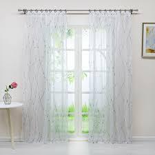 gardinen mit kräuselband vorhang wohnzimmer schals