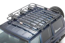 Smittybilt Defender Roof Rack For 84-01 Jeep Cherokee XJ With Rain ... Ladder Racks Cap World Amazoncom Larin Alcc11w Alinum Roof Rack Cargo Carrier Automotive Suv Ebay Adrian Steel Boston Truck And Van Canoe On Truck Wcap Thule Tracker Ii Roof Rack System S Trailer Rhinorack Top Systems Jason Industries Inc Topper Expedition Portal Ford Everest 3rd Gen 4dr With Flush Rails 1015on Rhino Vortex Camper Shells Accsories Santa Bbara Ventura Co Ca Except I Want 4 Sides Lights They Need To Sit B Volkswagen Amarok Smline Kit By Front Runner Trucks F And Fun For