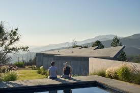 100 Ulnes Mork Designs Ridge House To Endure Wildfires In Northern
