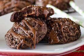 Devils Food Cake Mix Cookies Devils Food Cake Mix Cookies