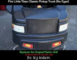 100 Truck Cozy Coupe Replacement Grill Decal Little Tikes Pickup Fix Repair