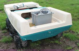 IMP Amphibious Vehicle | Item G5427 | SOLD! May 1 Midwest Au... Amazoncom Costzon Rc Car 8ch Remote Control Amphibious Truck Off Littlefield Collection Sale To Offer A Menagerie Of Milita Excavator Cannonequipped Watercar Is Cool Way To Put Out Fire Page 2960 New 2017 Argo Frontier 6x6 In Chambersburg Panew Dukw The Cooquially Known As Duck Is Sixwheeldrive Zil Screw Vehicles Soviet Era Invention Imp Amphibious Vehicle Item G5427 Sold May 1 Midwest Au Coming August 2013 Kit Brickmania Blog Image Result For Car Anchors Away Pinterest Truxor Machine Aquatic Solutions Your First Choice Russian Trucks And Military Uk