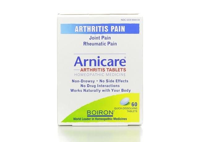 Boiron Anricare Arthritis Pain Relief - 60 tablets