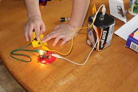 electricity experiments for