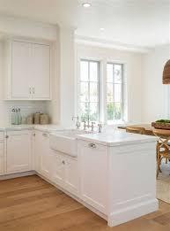 21 White Kitchen Cabinets Ideas 21 Kitchen Peninsula Ideas Basics Pros Cons Design