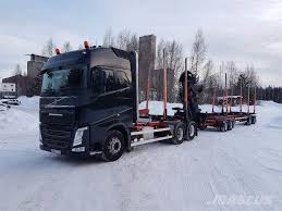 Used Volvo -fh13 Logging Trucks Year: 2016 Price: $225,250 For Sale ...