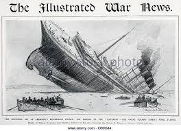 When Did Lusitania Sink by Lusitania Ship Stock Photos U0026 Lusitania Ship Stock Images Alamy