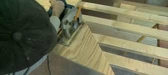 garage or workshop wall stud shelves today u0027s homeowner