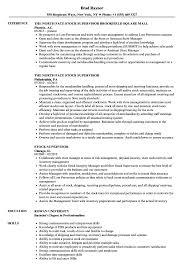 Download Stock Supervisor Resume Sample As Image File