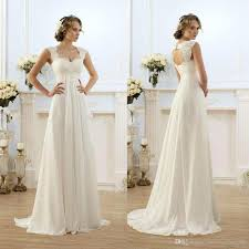 discount in stock vintage modest wedding gowns capped sleeves