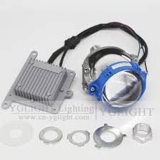 yglight bi led projector headlights upgrade for cars h4 headlights