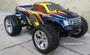 100 Best Rc Monster Truck RC Brushless Electric 110 PRO LIPO 24G 4WD 88041