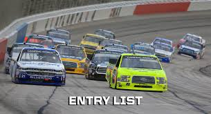 100 Truck Series 2019 Atlanta 200 Entry List Gander Outdoors MRN