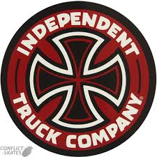 INDEPENDENT Colored Truck Company Skateboard Sticker 13cm RED Indy ... Ipdent Trucks Stage 11 Hollow 139 Silver Hdware Bolts All Sizes Black Ebay Stg Forged Titanium 149mm Rowley Crosshairs Steel Grey Grant Taylor Gc Silverblue Indy Vancouver Bc 10 Tc Series 149 Skateboard Truck Evo Standard Ipdent 215 Raw Polished Pool Halfpipe Ldon