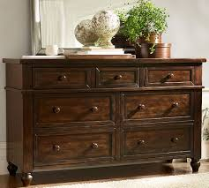 cortona bed dresser set pottery barn