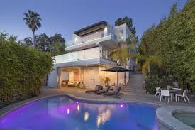 100 Hollywood Hills Houses Harry Styles Lists Contemporary House For 85M