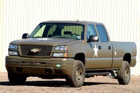 Military Trucks: From The Dodge WC To The GM LSSV - Truck Trend This Super Silent Hydrogenpowered Chevy Zh2 Truck Is The Armys Cucv M1009 Chevrolet Military Blazers For Sale At Www And Us Army Will Introduce A Fuel Cell Colorado Retired Military Vehicles See Action During Floods 2019 Silverado Hydrogen Vehicle Car Photos 1986 D30 Pickup Online Government A Look Militaryequipped Civilianmade Vehicles Motor Trend K30 Back From Dead Roadkill Wwwtopsimagescom 62 V8 Diesel Ex In Brownhills West Filecadian Pattern Truck Frontjpg Wikimedia Commons