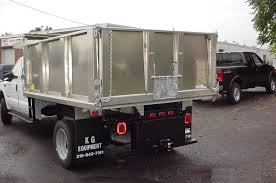 Truck Equipment Company That Builds All Aluminum Dump Body ...