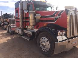 W900 SLEEPER CAB - Dogface Heavy Equipment Sales