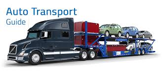 Auto Transport Guide - Autoline Transport And Logistics