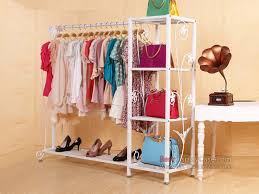 GR044 Creative Ideas Clothing Store Displays Commercial Garment Rack